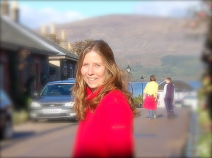 Connie in Luss - Version 2