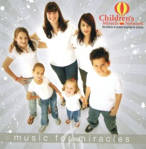 Make A Wish - Music for Miracles CD Cover