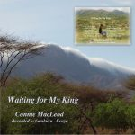 Connie MacLeod - Waiting for My King - CD Cover