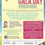 * 17 06.03 Lenzie Gala Day 2017 June 3rd Poster