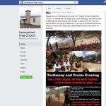 Lennoxtown Free Church - FB Testimony & Praise Post